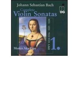 ヴァイオリン・ソナタs Vol.1 Musica Alta Ripa