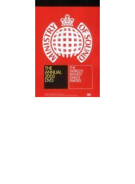 Ministry Of Sound - The Annual2003 Dvd