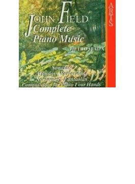 ピアノ曲全集 ピエトロ・スパーダ(6CD)