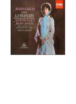 La Traviata: Ghione / Teatro Nacional De Sao Carlos Callas A.kraus Sereni