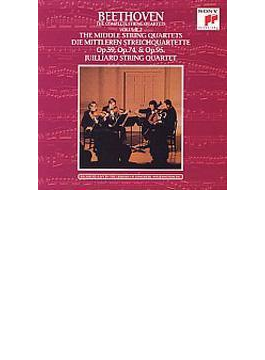 String Quartet.7, 8, 9, 10, 11: Juilliard.sq