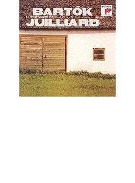 Comp.string Quartets: Juilliard Sq (1981)