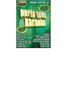 Party Tyme Karaoke - Pop Hits2