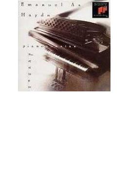Piano Sonata.32, 34, 44, 49: Ax