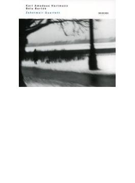弦楽四重奏曲.4 Zehetmair Q +hartmann 弦楽四重奏曲.1