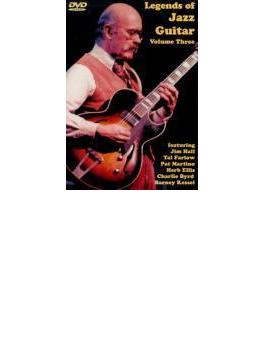 Legends Of Jazz Guitar Vol.3