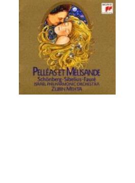 Pelleas Et Melisande: Mehta / Ipo