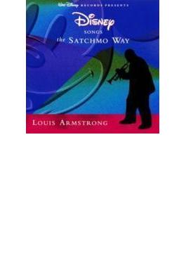 サッチモ シングス ディズニー Disney Songs The Satchmo Way - Remaster
