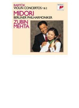 Violin Concerto, 1, 2, : Midori(Vn) Mehta / Bpo