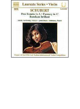 <ローリエイトシリーズ>ヴァイオリンとピアノのための二重奏曲 アンソニー/フェルドマン