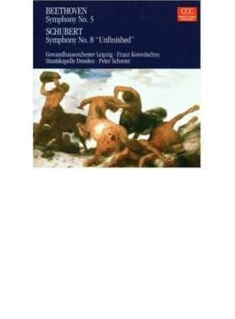 Sym.5: Konwitschny / Lgo +schubert: Sym.8: Schreier / Skd