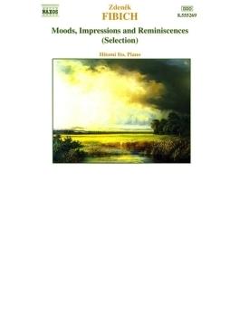 ピアノ曲集「気分、印象と思い出」(選集) 伊藤仁美