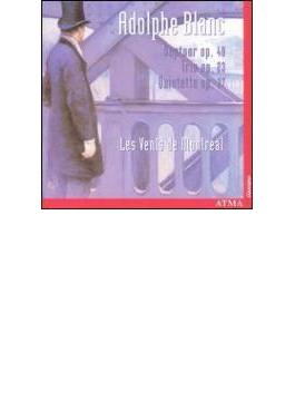 Septet, Quintet, Trio: Les Ventsde Montreal