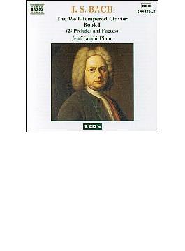 平均律クラヴィーア曲集第1巻/24の前奏曲とフーガBWV.846-869 ヤンドー