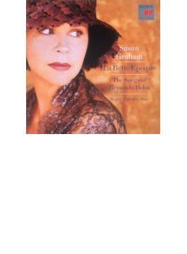 La Belle Epoque-melodies: S.graham(Ms) Vignoles(P)