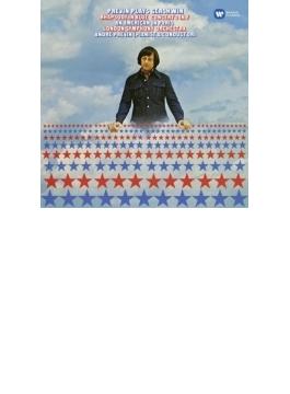 ラプソディ・イン・ブルー、パリのアメリカ人、ピアノ協奏曲 プレヴィン&ロンドン響