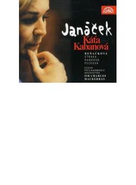 Kat'a Kabanova: Mackerras / Czech.po