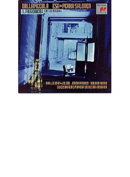 Il Prigioniero: Salonen / Swedish Rso Hynninen Bryn-julson