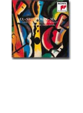 Clarinet Trio: Stoltzman(Cl), Ax(P), Yo-yo Ma(Vc) +mozart: Kegelstatt-trio