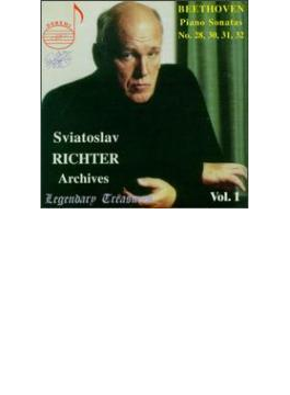 Piano Sonatas.28, 30-32: S.richter