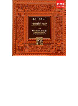 Orch.suite.1-4, Brandenburg Concerto.1-6, Etc: Menuhin / Bath Festival.o