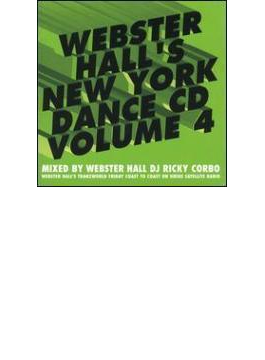 Webster Halls New York Dance Vol.4