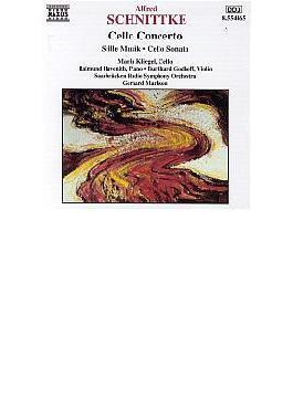 チェロ協奏曲/チェロソナタ/他 マルクソン/ザールブリュッケンRSO/クリーゲル/他