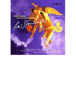 La Sofondrata Italian Sonatasfrom Ealry Baroque: Ens.la Beata Olanda
