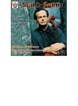 Cello Concerto.1, 2: Williencourt(Vc) Verrot / Monte Carlo Po