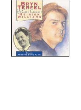 Terfel-songs Of Meirion Williams