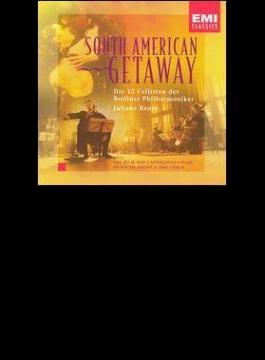 Bpo 12 Cellisten: South American Getaway : Banse(S)