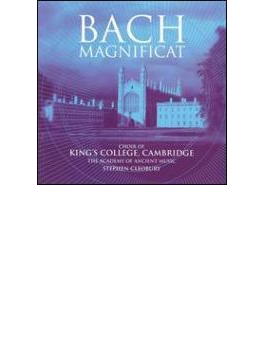 Magnificat.missa Brevis, Cantata.140: Cleobury / Aam, Choir Of King's Colle