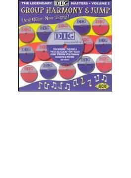 Group Harmony And Jump - Gid Masters Vol 5