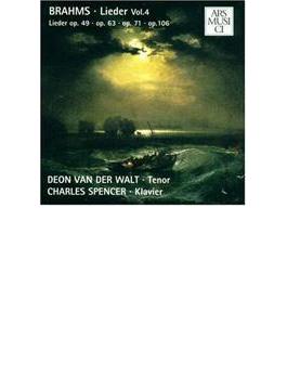 Songs Vol.4: Walt(T)spencer(P)