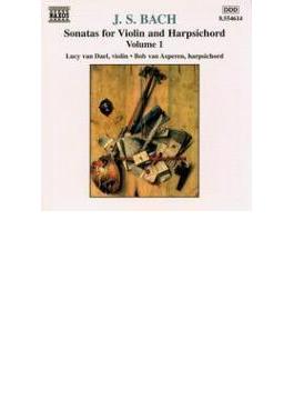 <ヴァイオリンとチェンバロのためのソナタ1>第1~4番 ダール/アスペレン