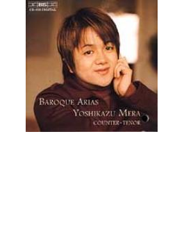 米良美一 Baroque Arias