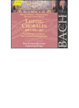 Leipzig Chorales: Bryndorf(Org)