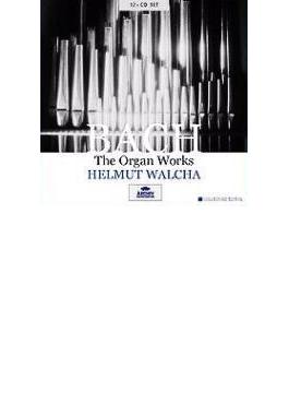 オルガン作品全集 ヘルムート・ヴァルヒャ(12CD)