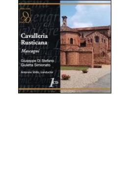 Cavalleria Rusticana: Votto / Teatro Alla Scala ('55) Simionato, Stefano