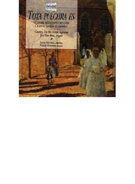 フランダースの教会音楽集 メウルダー(ソプラノ)モル(オルガン)、他