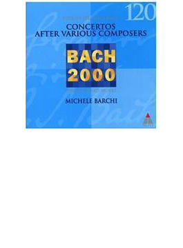 Harpsichord Concertos After Various Composers: Barchi(Cemb)