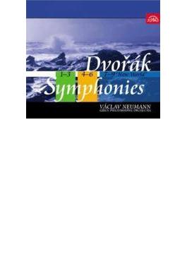 交響曲全集 ノイマン&チェコ・フィル(1981~87)(6CD)