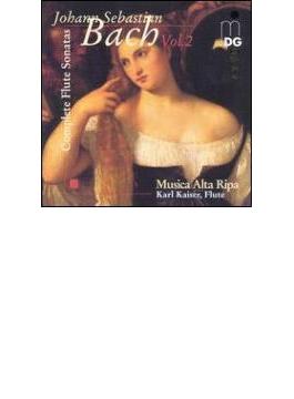 Comp.flute Sonatas Vol.2: Kaiser(Fl)