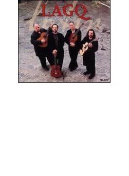 Los Angeles Guitar Quartet Latin Album