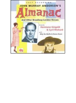 John Murray Anderson's Almanacand Other Broadway