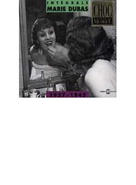 Integrale Marie Dubas 1927-1945