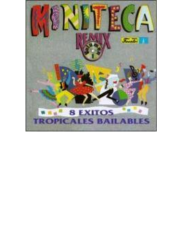 Miniteca Remix 8 Exitos Tropical Bailables