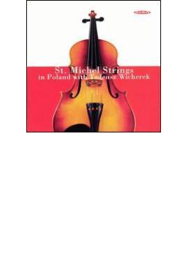 Polish String Orch.works: Wicherek / Mikkelin String Ensemble