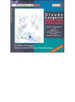 Langevin: Music For Strings