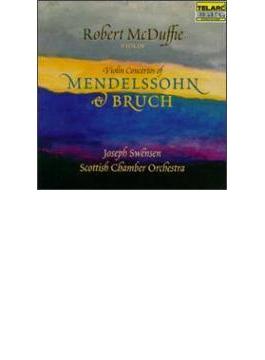 ヴァイオリン協奏曲集 Mcduffy, Swenson / Eco